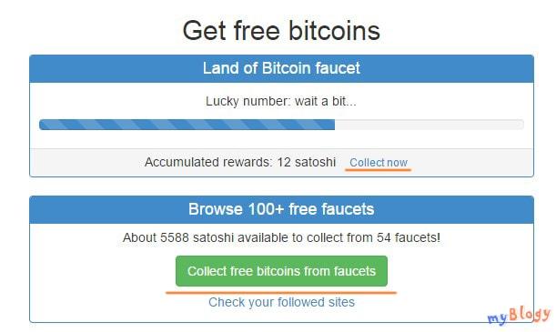 Биткоин ротатор Land of Bitcoin.