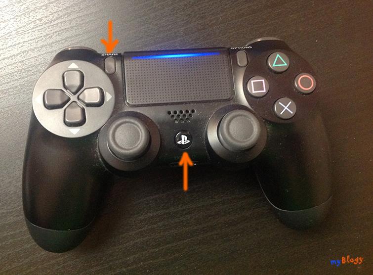 Подключение DualShock 4 через Bluetooth-адаптер